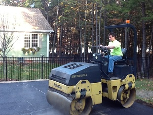 Central Maine Paving Contractors, B&S Paving, Augusta Maine, Excavation, Sitework, Septic Systems