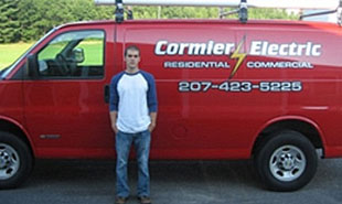 Residential & Commercial Electrical Services, Panel Upgrades, Generators, Standby Home Power, Yarmouth Maine