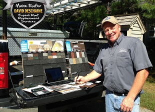 Deschaine Roofing & Siding, Metal Roofing Contractor Portland, South Portland, Cumberland, Cape Elizabeth, Falmouth Maine