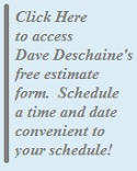 Deschaine Roofing Schedule