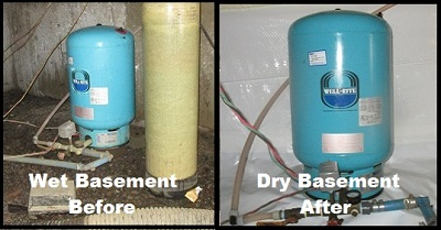 Eastern Basements, Wet, Damp Basement Waterproofing Solutions, Crawlspace & Foundation Repairs