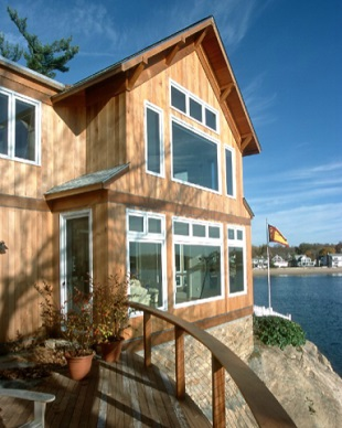 Eric A. Chase Architecture, Residential Design, Civic, Multi-Family, Commercial Designs, Brooksville, Maine