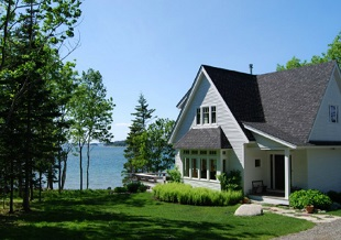 Eric A Chase Architecture, Architectural Services for Coastal Maine Homes, Home & Cottage Design, Interior Design & Home Planning