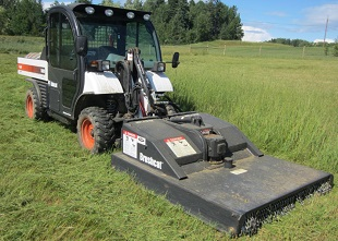 Hidden Meadow Services, Aroostook County Maine Property Maintenance, bush hog mowing for fields, pastures