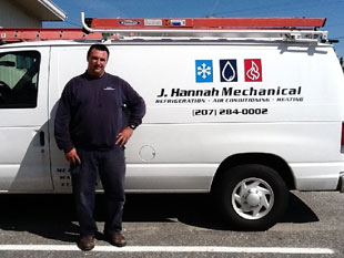 J Hannah Mechanical, Saco, Scarborough, South Portland,  Portland Maine, Residential & Commercial HVAC Contractor