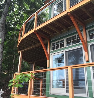 KSR Construction, Bar Harbor Maine Builders
