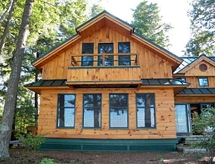 LakeHouse Design Build, Belgrade Lakes, Augusta, Waterville, Winslow Maine Home, Cottage, Summer Camp Building Contractors