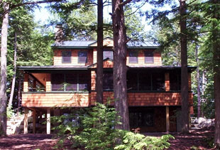 LakeHouse Design Build, Custom Home & Cottage Builder, Remodeling and Renovations, Kitchens, Baths, Decks, Boathouses