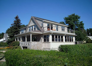 Mill Creek Builders, Falmouth, Cumberland, Freeport, Yarmouth Maine Cabinetry & Millwork Contractor, Fine Interior Finishes, Falmouth Maine Custom Kitchen Cabinetry Construction