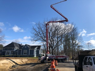 New England Concrete Pumping, Maine Concrete Pumping, serving Maine, New Hampshire, Massachusetts