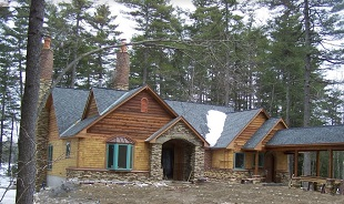 Ray Builders, Roofing & Siding Contractors, Garage Builders, Ellsworth Maine and Hancock County Maine