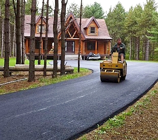 Norman Ruck Paving & Excavation, Road Construction, Site Work, Septic Systems, Paving, Gravel Roads