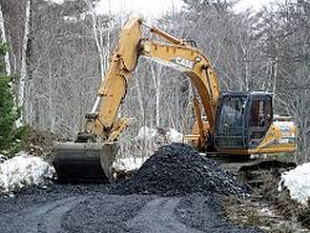 SF Burtt & Son, Inc. Excavation Contractor, Land Clearing, Site Work,  Septic Systems, Gravel, Crushed Stone, Sand and Loam Deliveries, Mars Hill, Houlton, Presque Isle, Maine