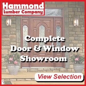 Hammond Lumber, Belgrade Maine, lumber, building supplies, Windows, Doors & Moldings, Tools