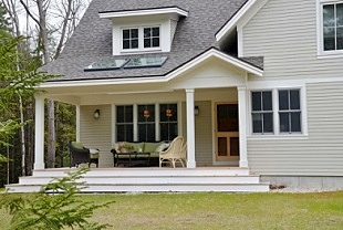 Greg Fitzpatrick Energy Efficient, Sustainable, Maine Home Builders